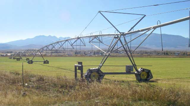 Converting to sprinkler irrigation can be good for fish but ranchers in the lower Lemhi River worry that a reduction in flood irrigation may affect the ground-water aquifer in the lower valley. Studies are under way to evaluate the impacts.