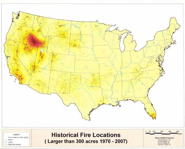 SW Idaho is the hotspot