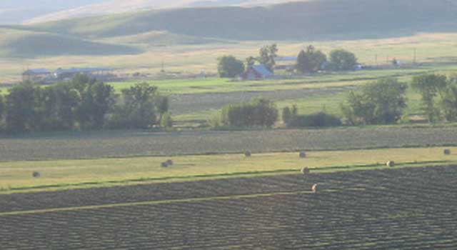 The Schwenkfelders' base property is in the Little Weiser River Valley near Cambridge, Idaho