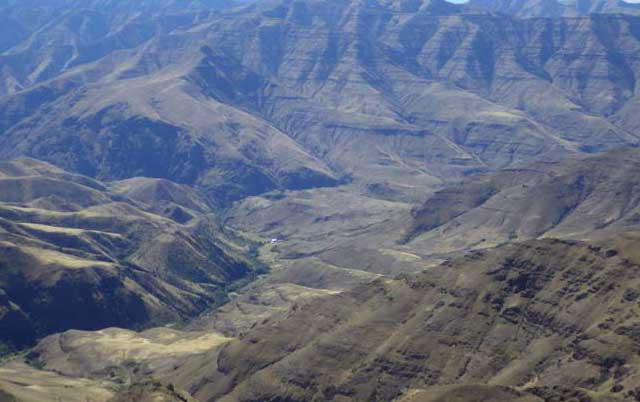 Investor Robert Stoll enjoys growing the value of High Range Ranch in Hells Canyon via land stewardship