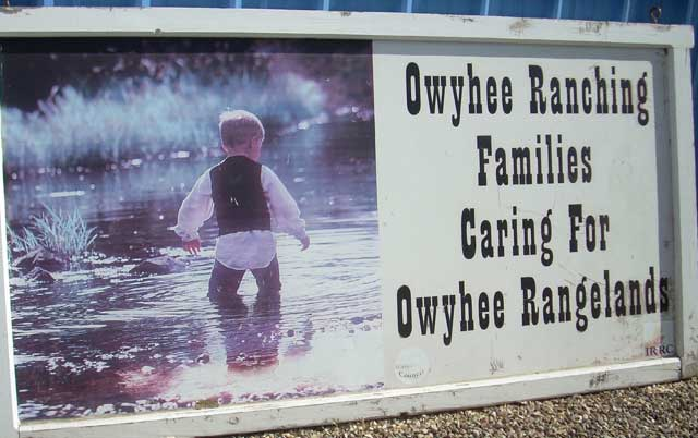 Owyhee County ranchers have a long history of working to improve rangelands, including noxious weed-control efforts, well-managed grazing and juniper control.