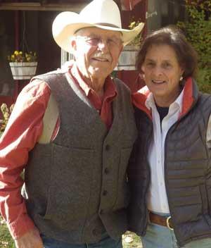 Diane and John