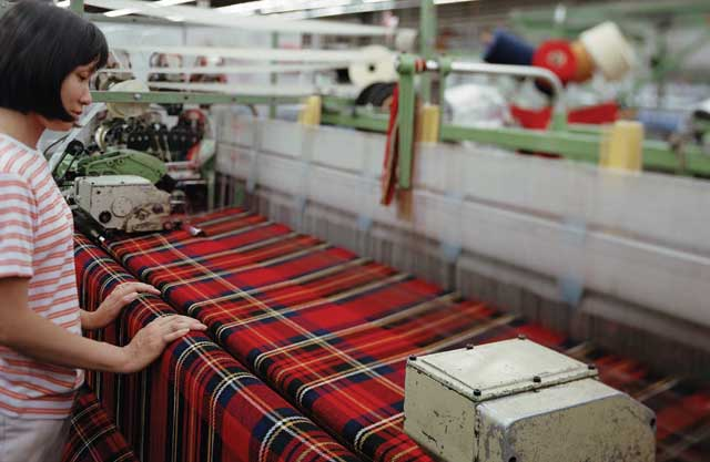 Etcheverry is one of the largest suppliers of medium-grade wool to Pendleton woolen mills in Oregon and Washington.