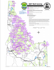 The Foundation for Wildlife Management, Inc - News on idaho fishing activity chart, colorado gmu topo maps, wyoming hunting maps, montana elk hunting maps, idaho deer hunting units, idaho native animals names, ca hunting zone maps,